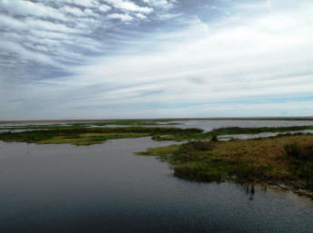 Lake Okeechobee, Florida